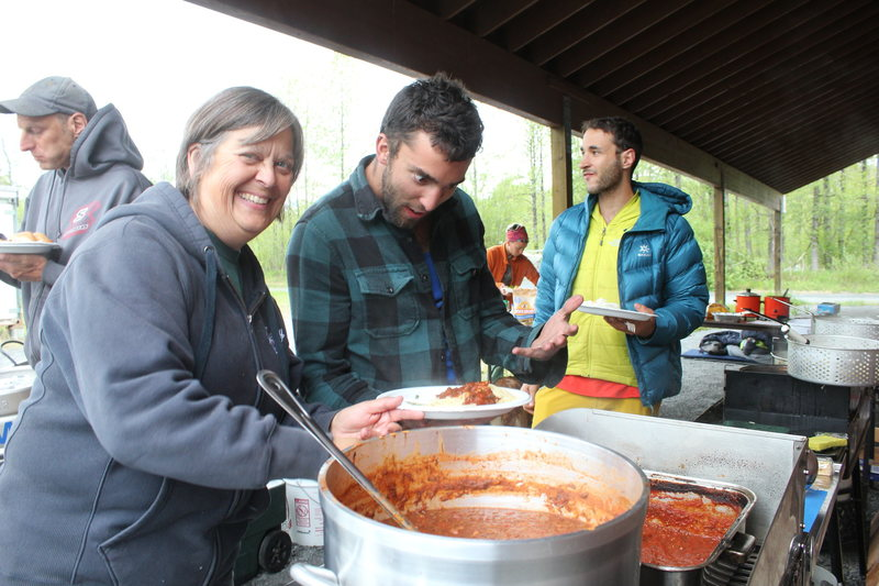 This event would never be possible without the amazing help of family and friends.  Thanks Jimmy, Sherri, Ken and Mary Lou for putting on the amazing dinner and keeping the festival on track all weekend long.