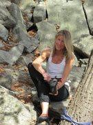 Rock Climbing Photo: Climbing the gunks