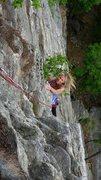 Rock Climbing Photo: Higher stannard?