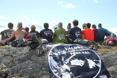 Rock Climbing Photo: The guys did an amazing job with the silk screen. ...