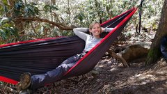 Rock Climbing Photo: Hammock life