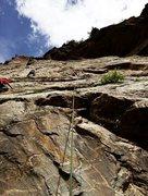 Rock Climbing Photo: 5/31/15.