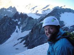 Rock Climbing Photo: Montagne des Agneaux, Écrins