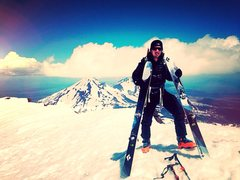 Summit of South Sister