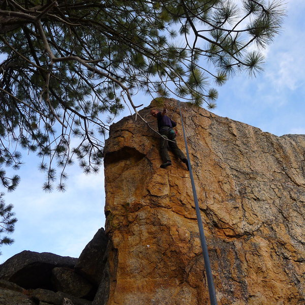 Darin E. on, More Core. 5.11a