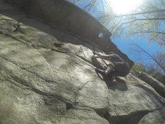 Rock Climbing Photo: Gunks  V1