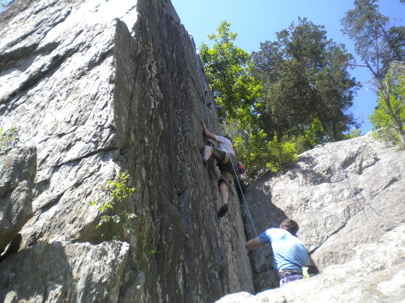 Rock Climbing Photo: Romeo's