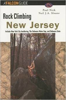 Rock Climbing Photo: Thumbnail of the book cover from Amazon.