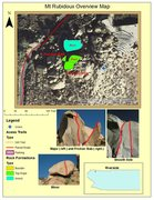 Rock Climbing Photo: school mapping project, thought they might be able...