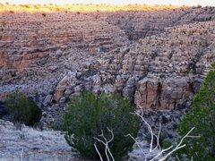 Rock Climbing Photo: The Baker's Wall.