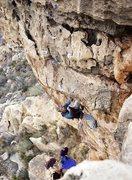Rock Climbing Photo: JJ on A Baker's Life 5.11+, Baker''s Wall.
