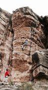 Rock Climbing Photo: JJ on A Baker's Life.