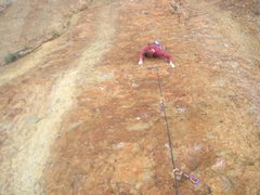 Rock Climbing Photo: From the top of The Serpent with Brian Morin
