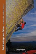 Rock Climbing Photo: Book's cover from seller's website.