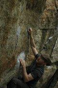 Rock Climbing Photo: Clune Crank