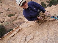 Rock Climbing Photo: Len Shulman