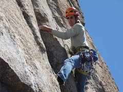 Rock Climbing Photo: Greg Kay 2nd accent  photo; DW