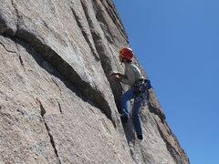 Rock Climbing Photo: looks good