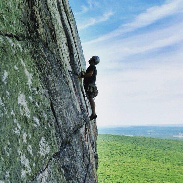 Rock Climbing Photo: Classic CCK Shot