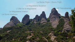 Rock Climbing Photo: Area  Gorros
