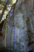 Rock Climbing Photo: LHSide