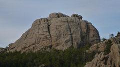 Rock Climbing Photo: Old Baldy