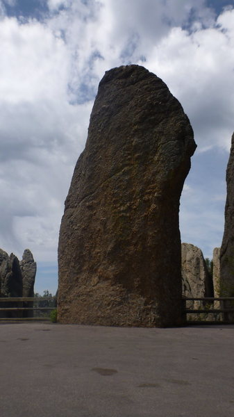Rock Climbing Photo: The Thimble