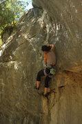 Rock Climbing Photo: practice makes perfect
