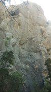 Rock Climbing Photo: Nick watson on super fun