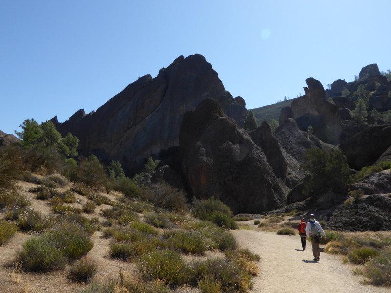 Rock Climbing Photo: Machete Ridge