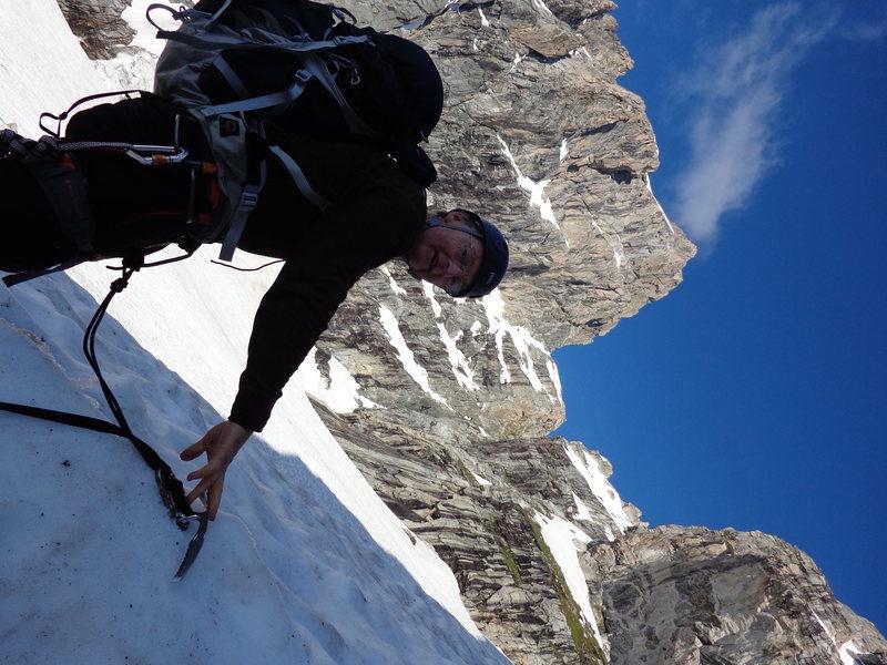 Rock Climbing Photo: WY 2014