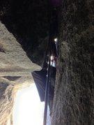 Rock Climbing Photo: Steck Salathe, the Narrows
