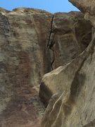 Rock Climbing Photo: 2nd pitch beauty!!!