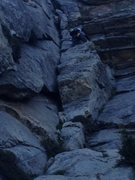 Rock Climbing Photo: Going up his way right or wrong ...Great either wa...