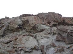 Rock Climbing Photo: Ross laying around