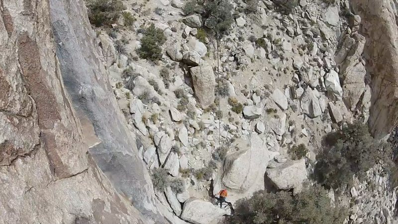 Lowering off Long In The Tooth