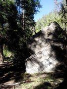 Rock Climbing Photo: The Slab.