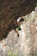 """Rock Climbing Photo: """"Pygmy Mastodon Boner."""""""