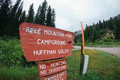 Rock Climbing Photo: Moody day at Rifle.
