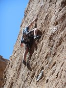 Rock Climbing Photo: On Rise and Shine.