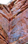 Rock Climbing Photo: East Face, O'Neill Butte