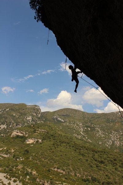 Rock Climbing Photo: climbing in spain