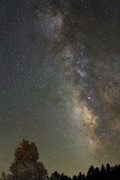Rock Climbing Photo: Shot of the Milky Way from the El Rito campground.