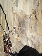 Rock Climbing Photo: Hanging out on the Ahwahnee