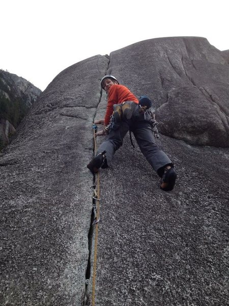 Calculus 5.8 6p, squamish chief