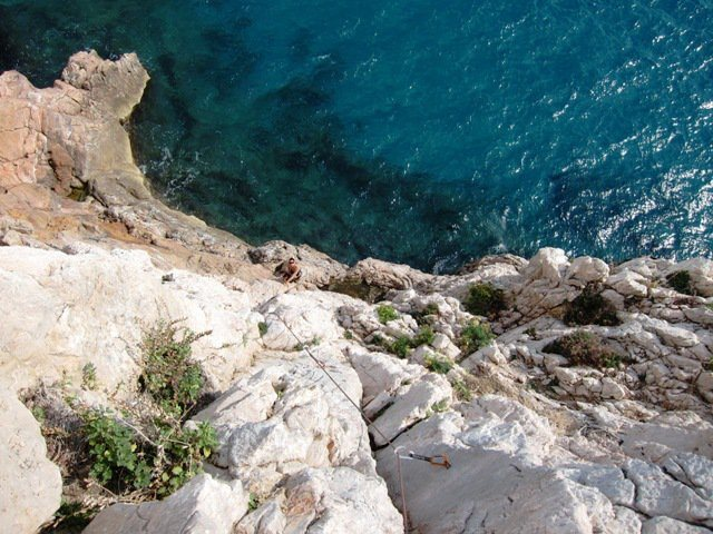 Rock Climbing Photo: Capo Noli Finale Ligure, Italy