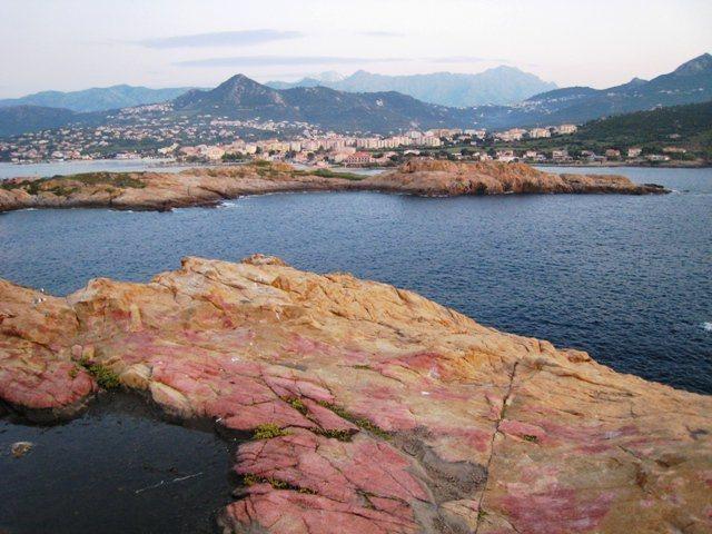 Isula Rossa, Corsica