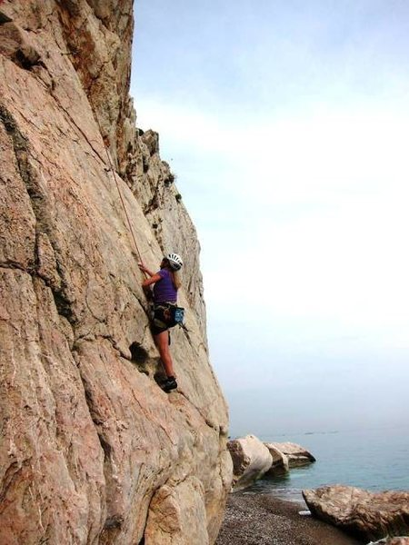 Rock Climbing Photo: Akyarlar, Turkey