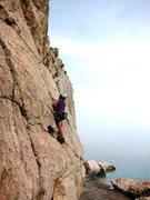 Rock Climbing Photo: Akyarlar, Turkey