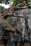 Rock Climbing Photo: Baldy